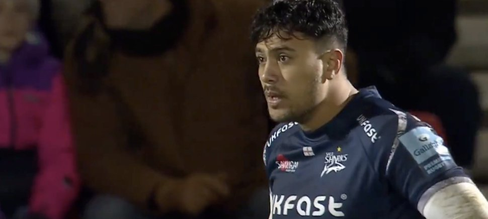 WATCH: England's forgotten winger Denny Solomona is tearing it up in the Premiership