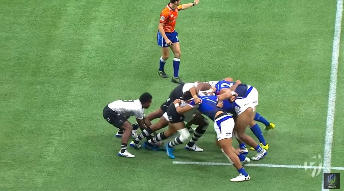 VIDEO: Naduva and Tuwai combine for dangerously Fijian try in Canada