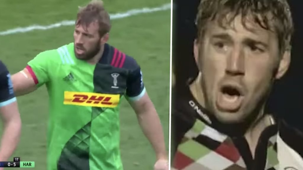 WATCH: New video shows that Chris Robshaw could be England's key to World Cup glory