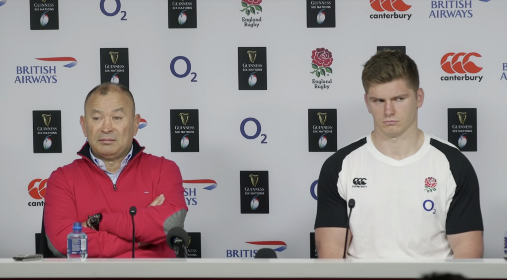 WATCH:Jones and Farrell attempt to explain what exactly happened in the second half