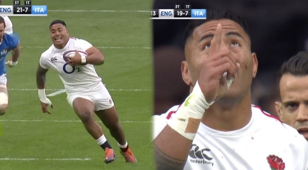 WATCH: Manu Tuilagi is well and truly BACK with devastating try-scoring run