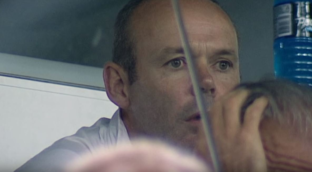 VIDEO: Woodward reveals what he said in halftime talk in 2003 RWC Final