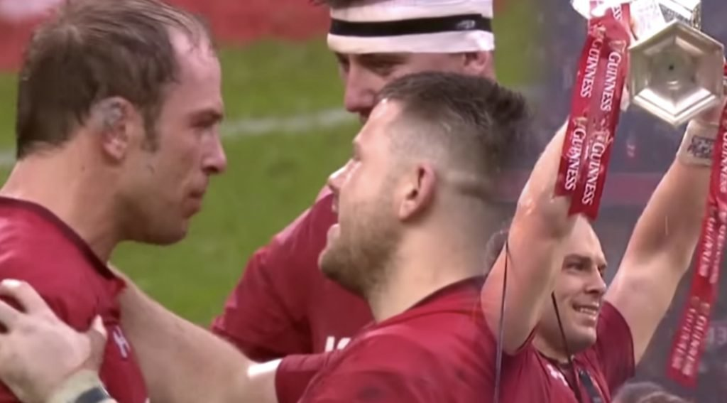 VIDEO: The ultimate Alun Wyn Jones highlight reel has dropped and it's glorious