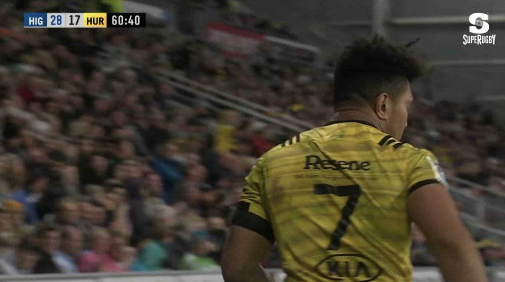 WATCH: Ardie Savea is in the form of his life, with a try that no flanker should ever finish