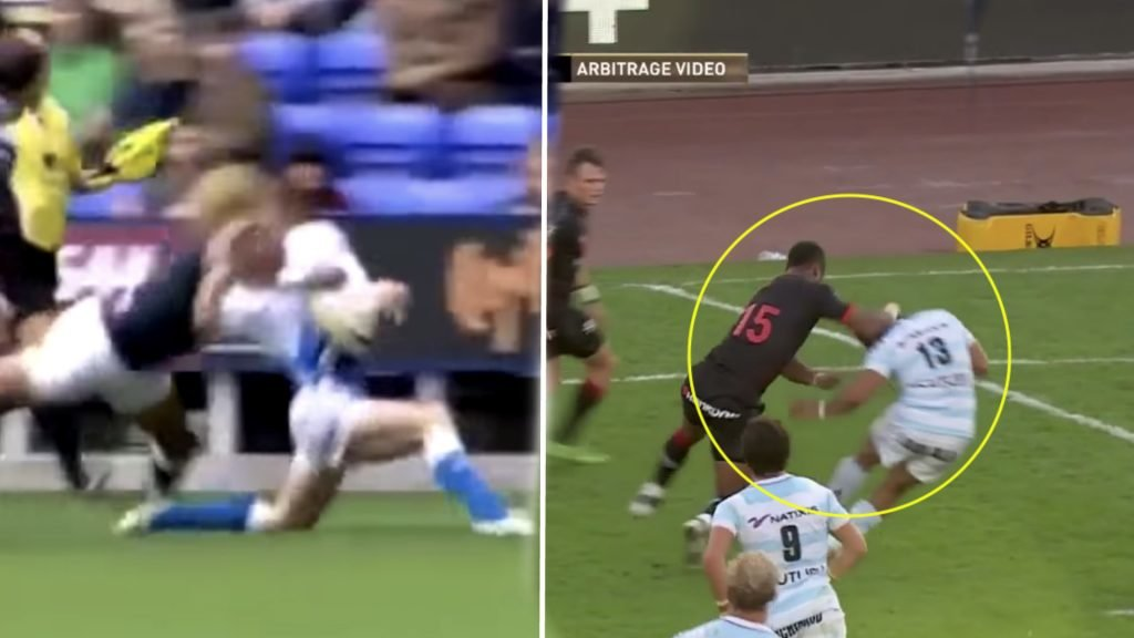 "WATCH: New Delon Armitage ""Rugby's Biggest Thugs"" video is disturbing to say the least"