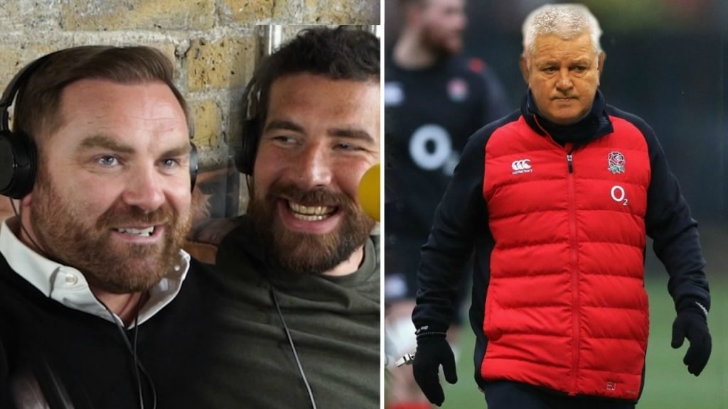 "VIDEO: ""England will win the next World Cup with Gatland as coach"" - The Rugby Pod England to secure Welsh coach"