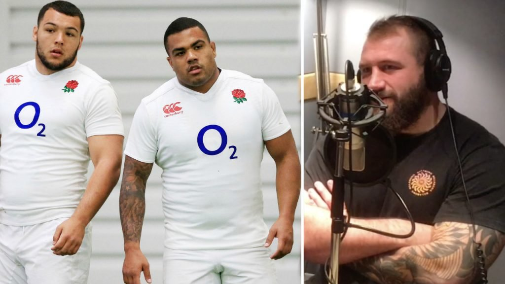 WATCH: Joe Marler on who would win in a fight between Ellis Genge and Kyle Sinckler