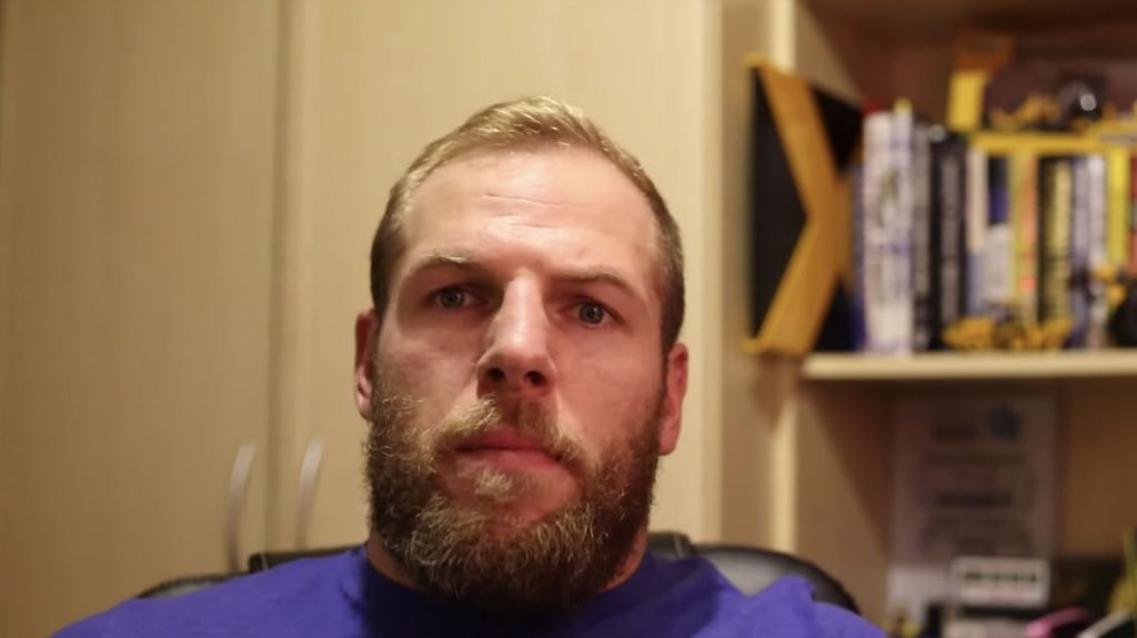 WATCH: James Haskell has dropped a very raw video on his thoughts on Israel Folau