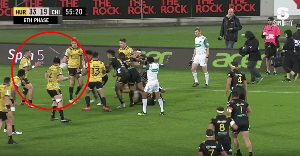 WATCH: Hurricanes' length of the pitch try symbolises everything that is right about Super Rugby