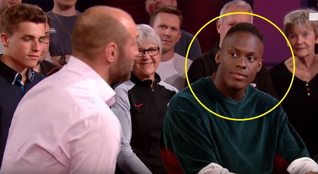 DEMO: Maro Itoje weighs in on diving and makes admission on 'gamesmanship' in general
