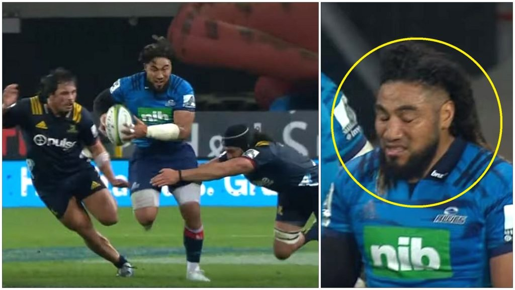FOOTAGE: Europe's Ma'a Nonu feasts on more New Zealand wannabes