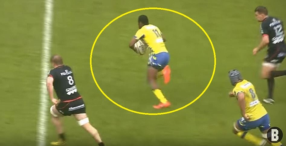 SUPERCUT: The Fijian secret weapon that may give France a RWC shot in the arm