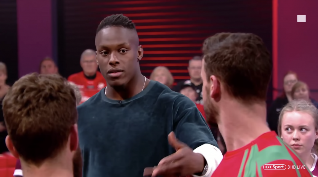 WATCH: Maro Itoje gives perfect piece of reflection on why he's one the best lineout players on the planet