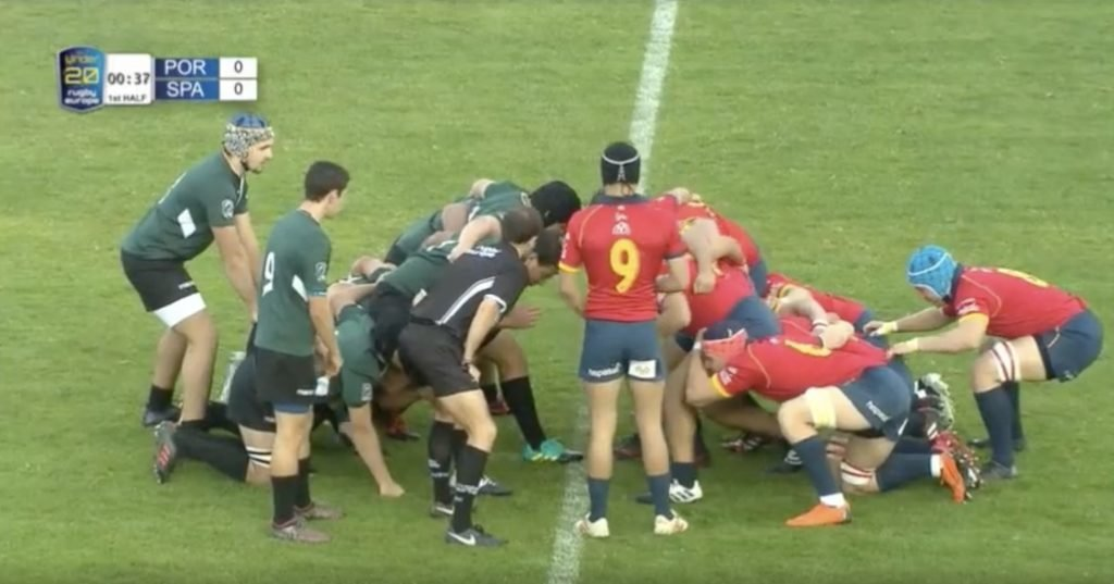 WATCH: Spanish scrum-half's try scoring footwork is wondrous to behold