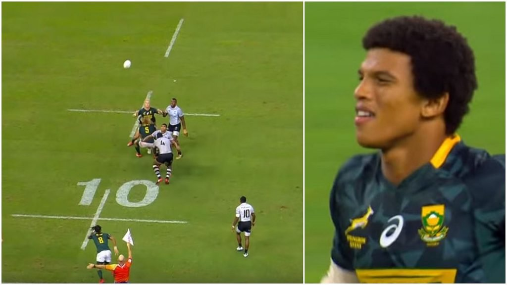 SPEED: Blitz Boks discover ridiculously fast youngster and unleash him in Singapore