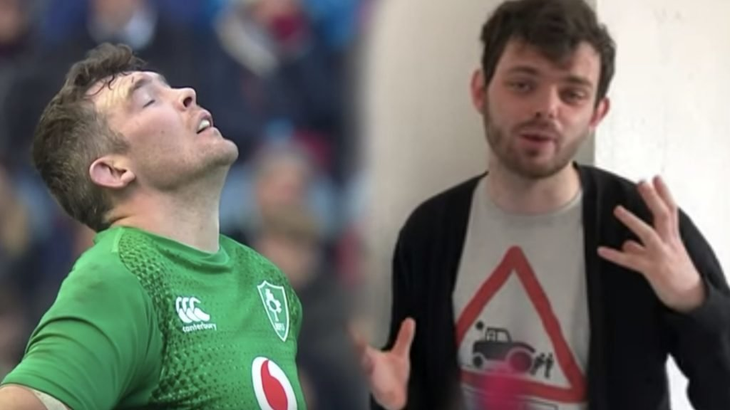 WATCH: Squidge Rugby hilariously breaks down why Ireland are no longer the HOT team in World Rugby