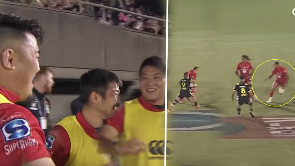 WATCH: The Sunwolves started their Number 8 at 12 this weekend, the results were devastating