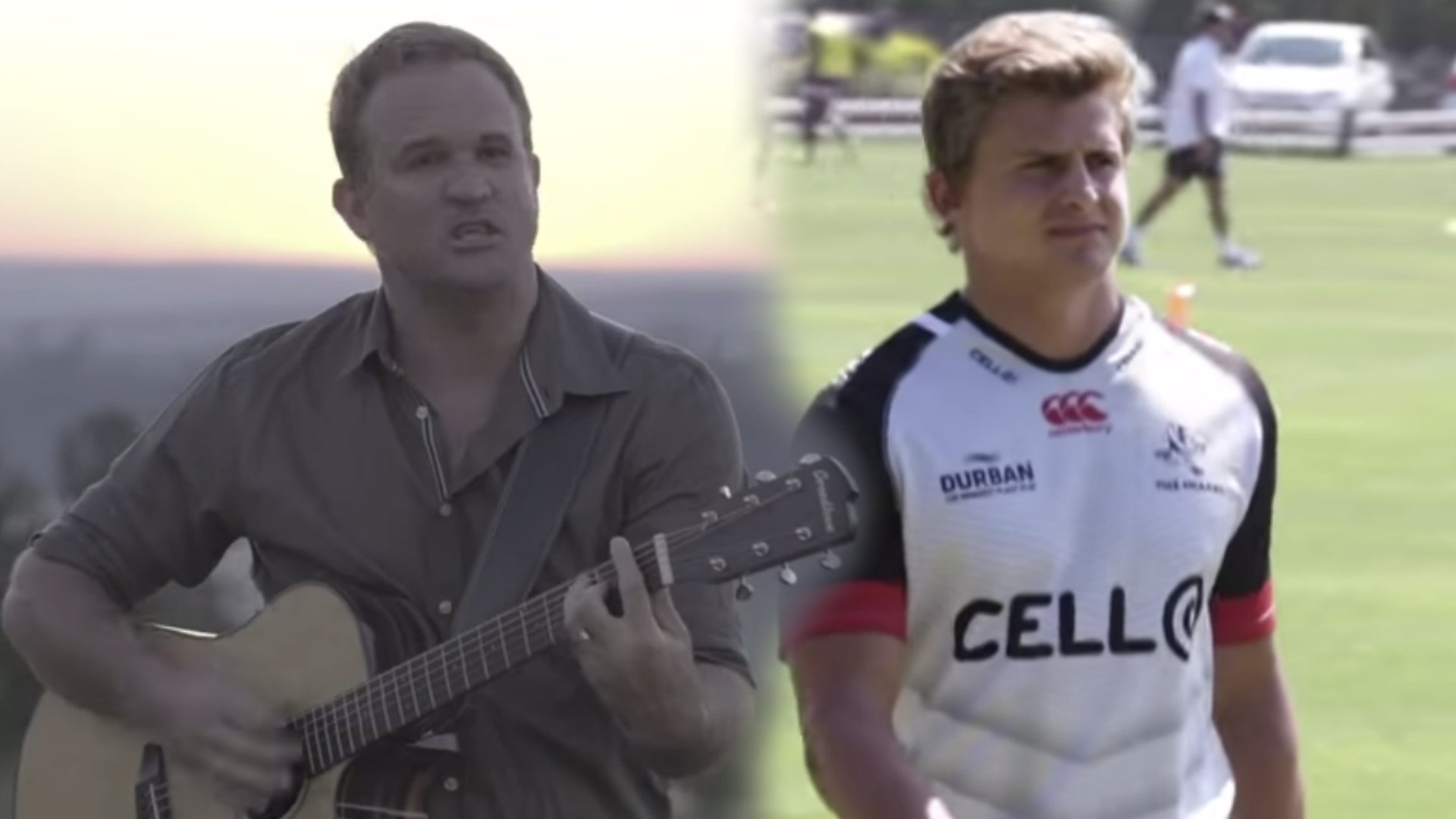 VIDEO: Someone has made a music video on Patrick Lambie, we don't know what to make of it