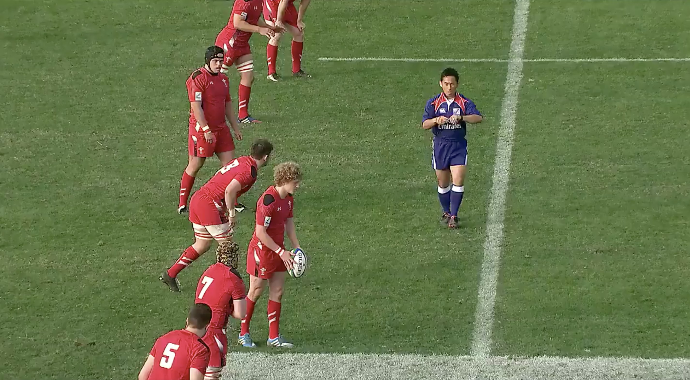VIDEO: The fastest try in World Rugby EVER has been scored