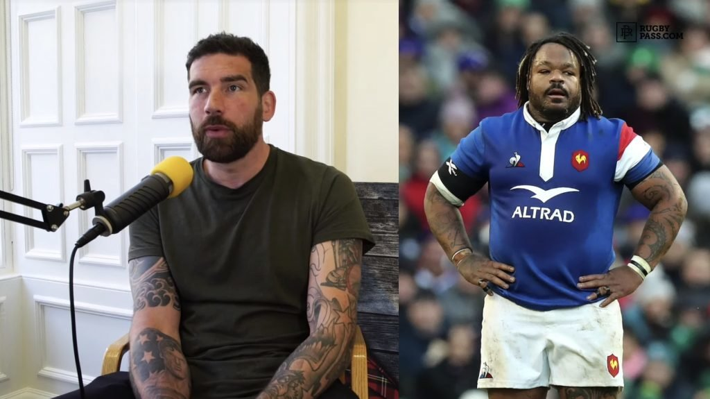 """He's going to kill people out there"". - Jim Hamilton fears what Mathieu Bastareaud will do in the MLR"