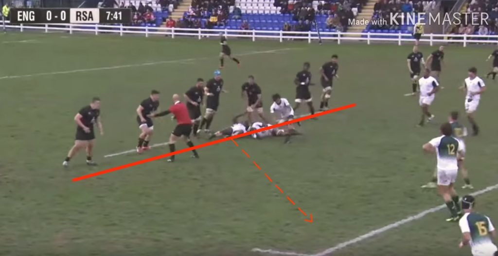 WATCH: People can't get over how badly the England U20's dominated South Africa
