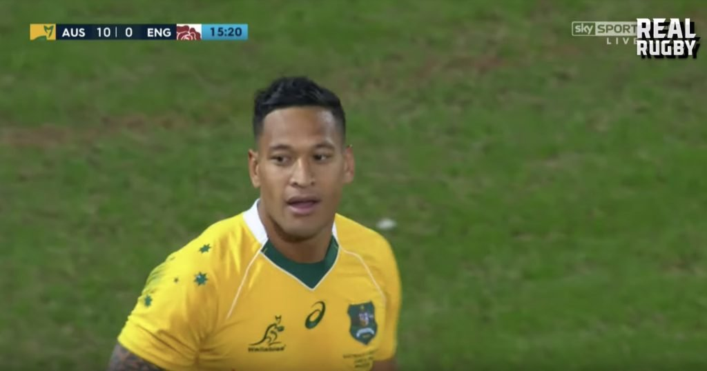VIDEO: An incredible 30 minute long highlight reel has dropped on Israel Folau at the worst time possible