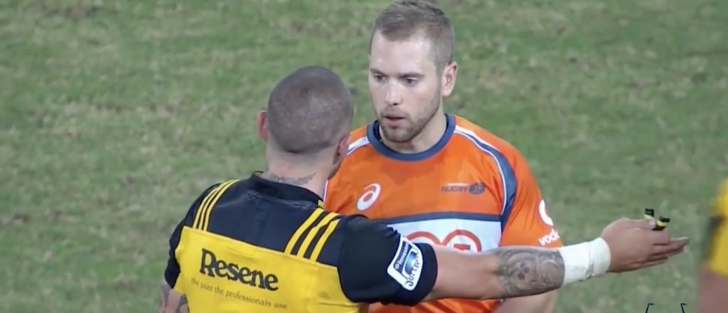 Hilarious new compilation 100% confirms that Angus Gardner is the best referee in World Rugby