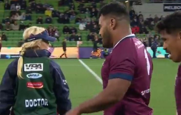 VIDEO: Tongan Thor's subtle set-up confirms as an alpha prop despite his age