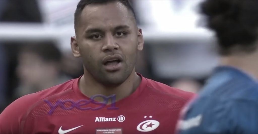 VIDEO: Billy Vunipola cup final supercut shows why England can't win the World Cup without him