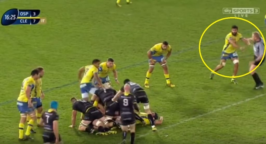 "SUPERCUT: Viktor ""Vito"" Kolelishvili's rugby's biggest thugs video has just dropped"