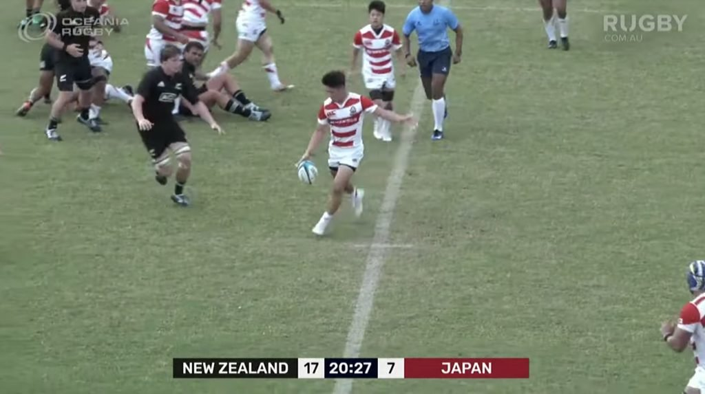 WATCH: Japan U20's carve up New Zealand with some of the best football skills we've ever seen