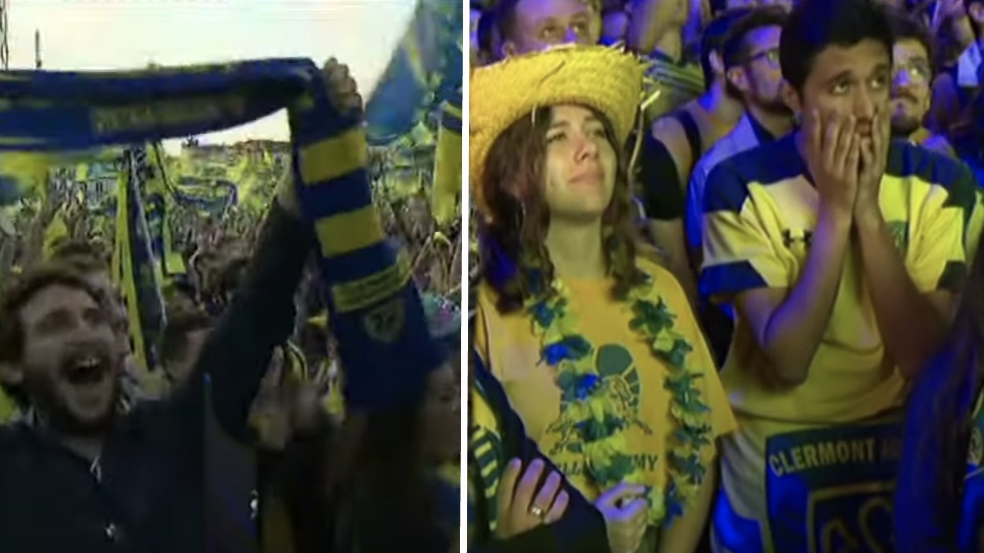 Fan Zone live stream shows Clermont fans slowly descend into an abyss of misery after Top 14 loss