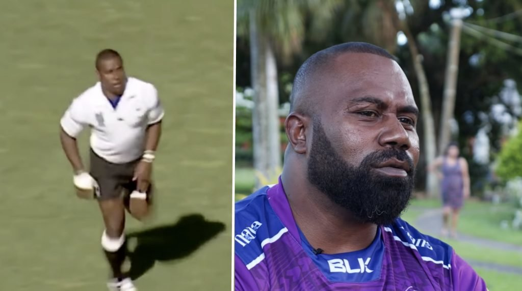New video highlights the momentous journey of Rupeni Caucaunibuca, one of the best Islanders to ever play rugby