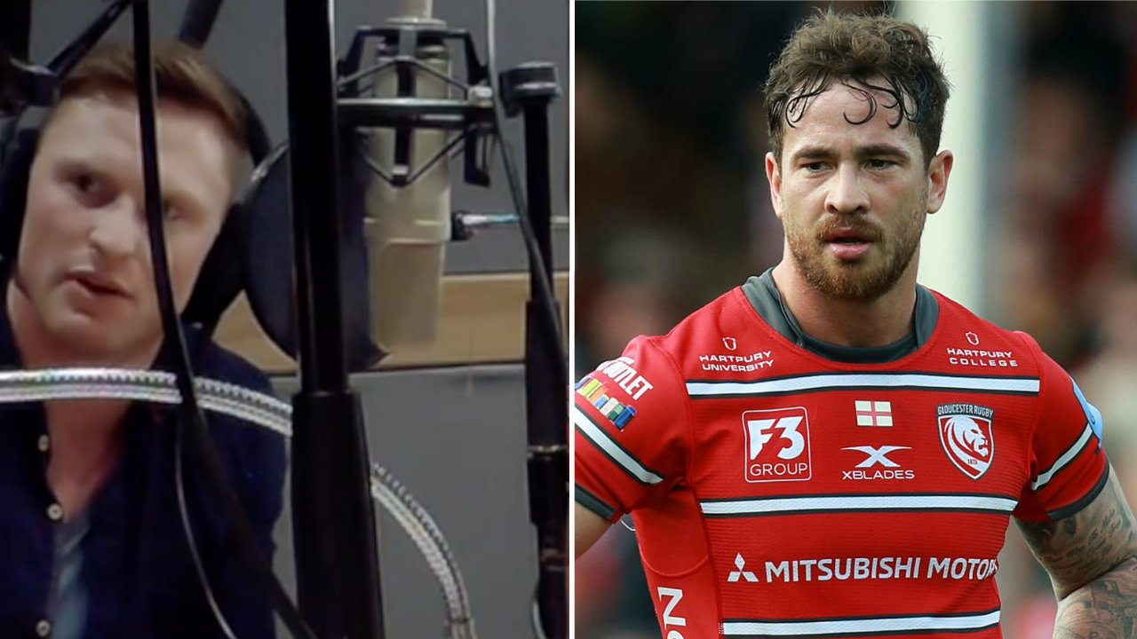 WATCH: Chris Ashton on why he thinks Danny Cipriani won't get selected for England