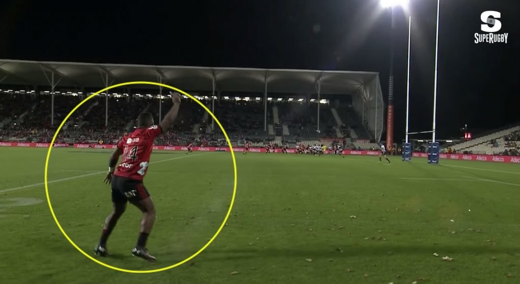 Crusaders are so dominant that the Rebels don't touch the ball ONCE in 5 minute highlights massacre