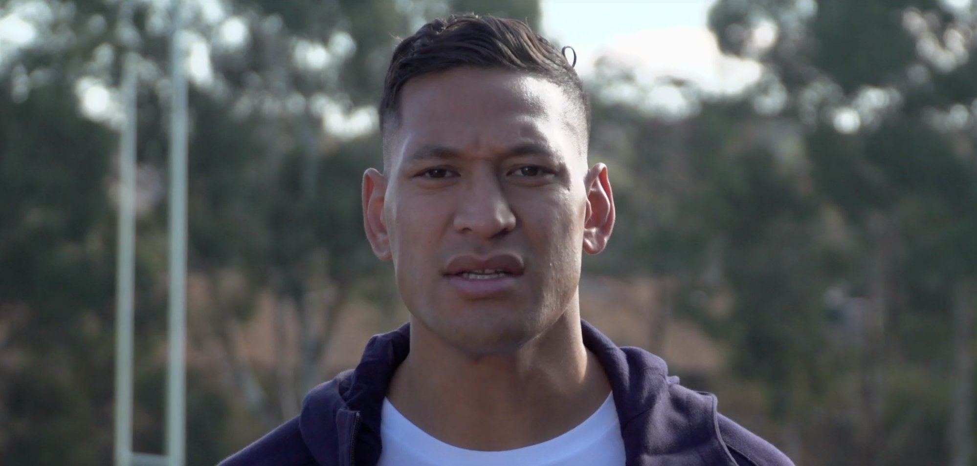 VIDEO: Israel Folau is now asking people for money to help him sue Australian Rugby