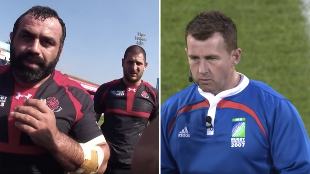 Nigel Owens' best World Cup moments are absolutely fantastic