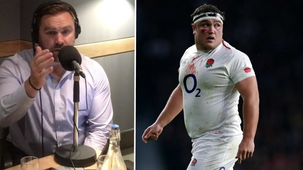 The Rugby Pod think that Jamie George should be England's captain