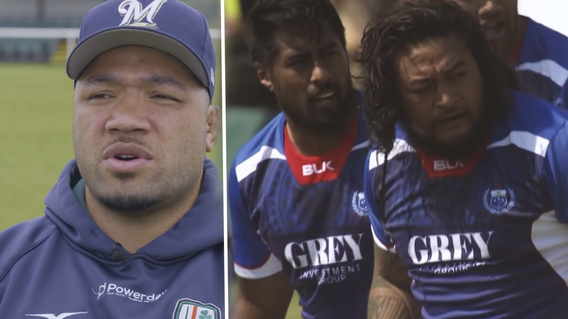 "WATCH: ""We're not a tier 2 nation, we're going to compete"" - Samoa star has message for World Cup teams"