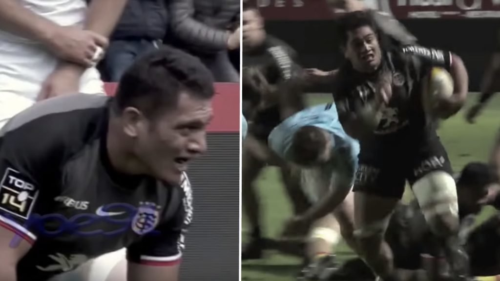 WATCH: Toulouse have an unknown Number 8 who could become France's next legend