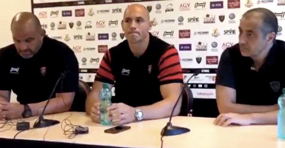 Toulon owner throws shade at Italy right of front of Sergio Parisse