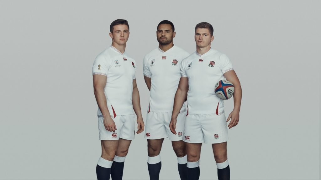Beat off worthy new kit more or less guarantees England Rugby World Cup