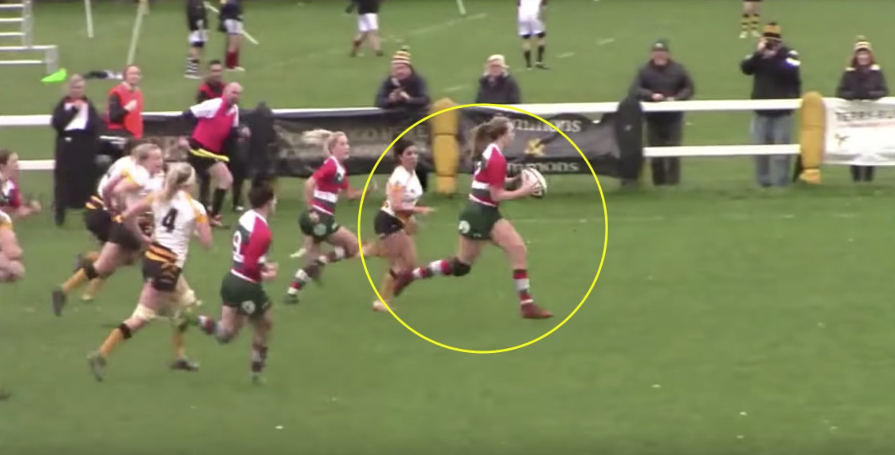 Future England star is dominating EVERYONE in newly released highlight reel