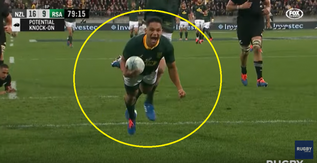 All Blacks RWC hopes in tatters after Springboks destroy them in Wellington