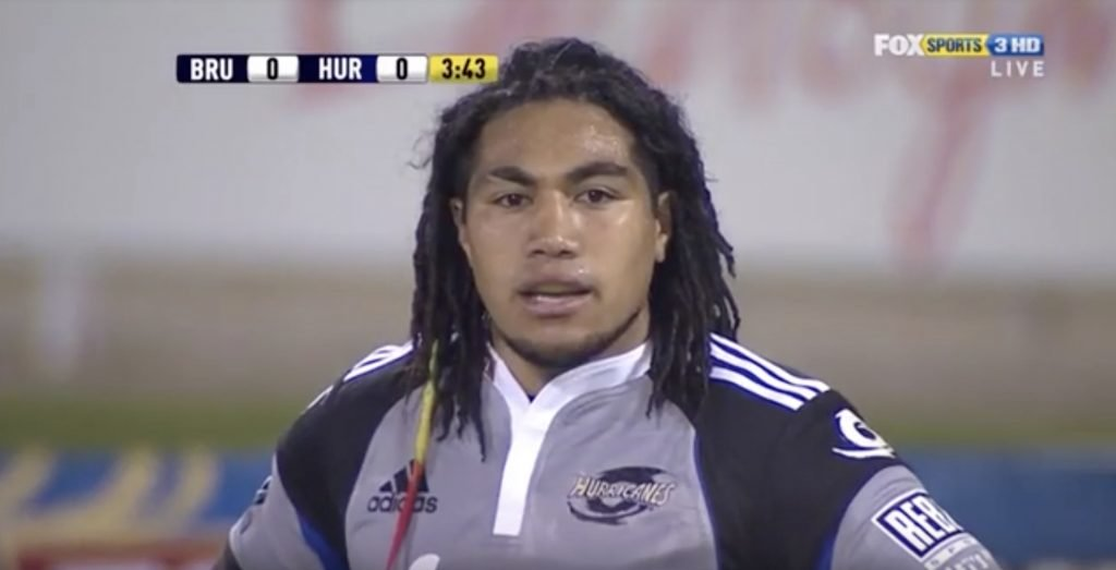 New video proves that Ma'a Nonu is one of the biggest rugby thugs in a generation