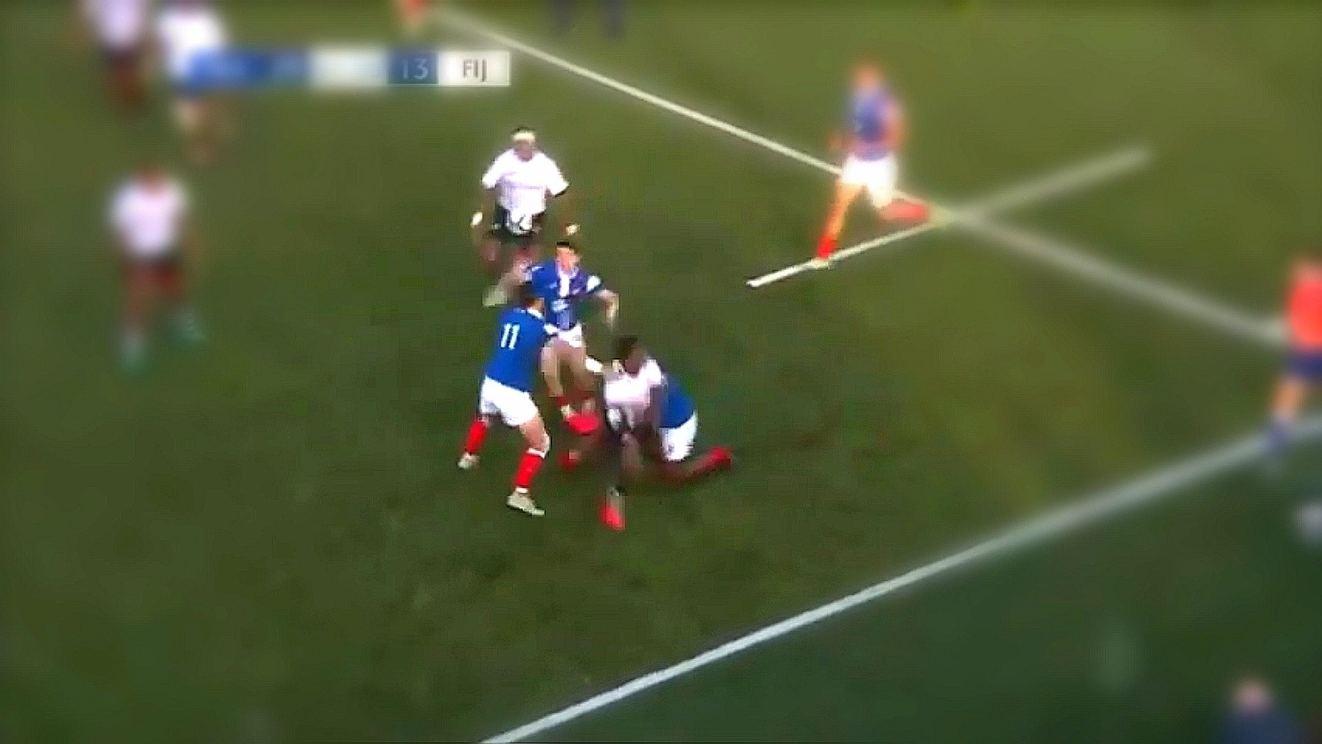 Staggering video of Fiji U20s prodigy makes SBW look hamfisted