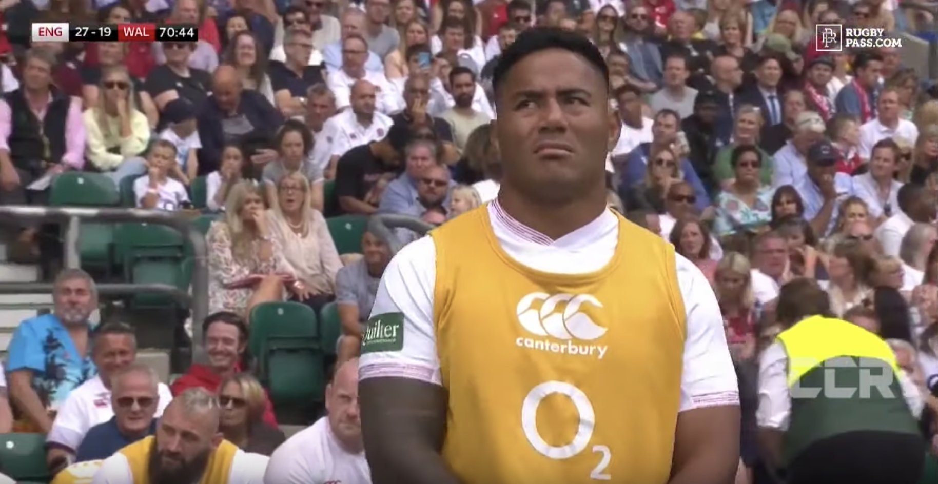 New video reveals just how destructive Manu Tuilagi was off the bench for England