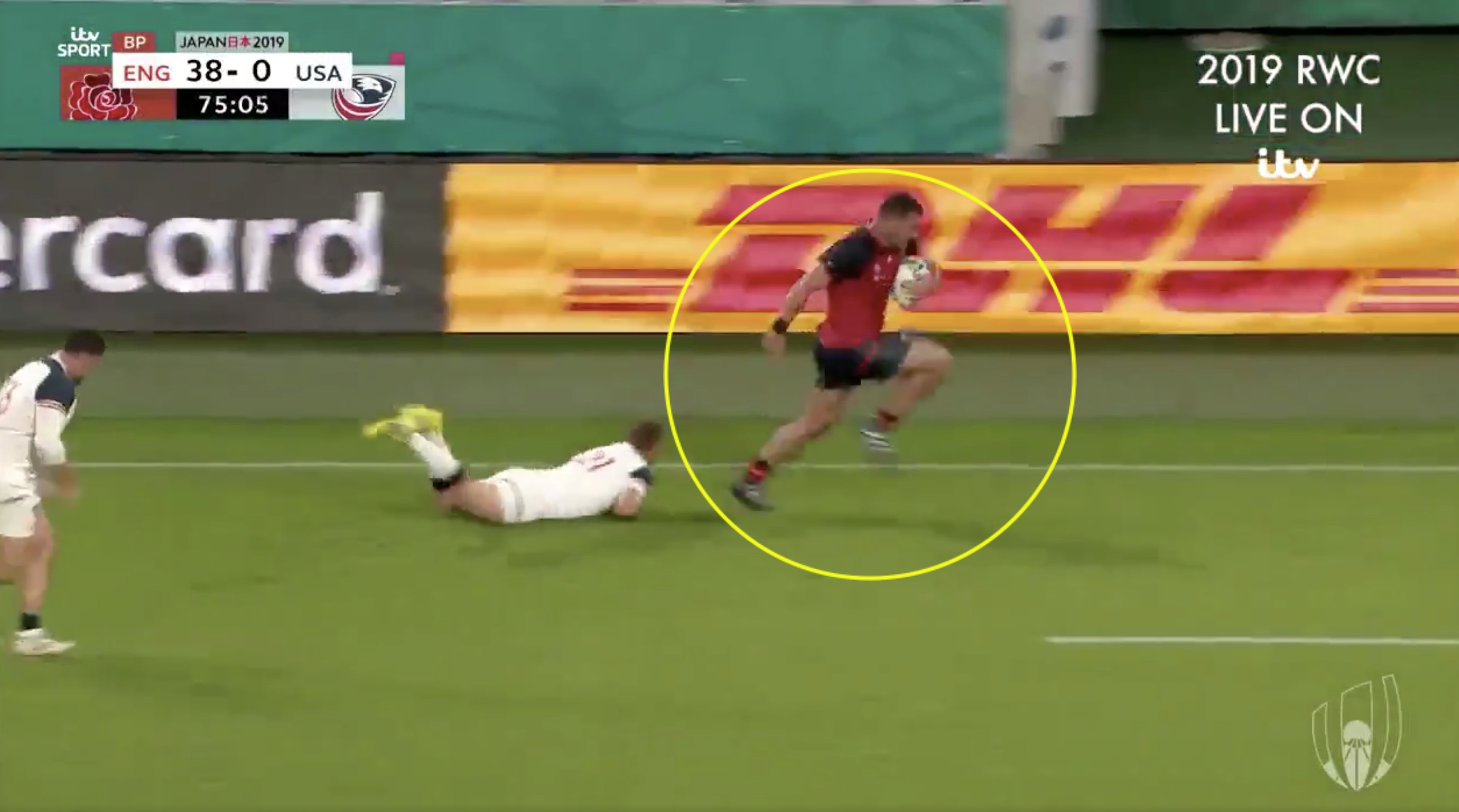 Everyone is raving about Ellis Genge and his terrifying solo run