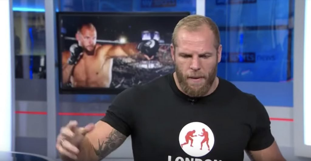 James Haskell on why he is taking up MMA