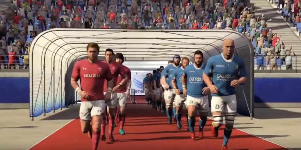 "The new ""Rugby 20"" game trailer is absolutely horrendous"